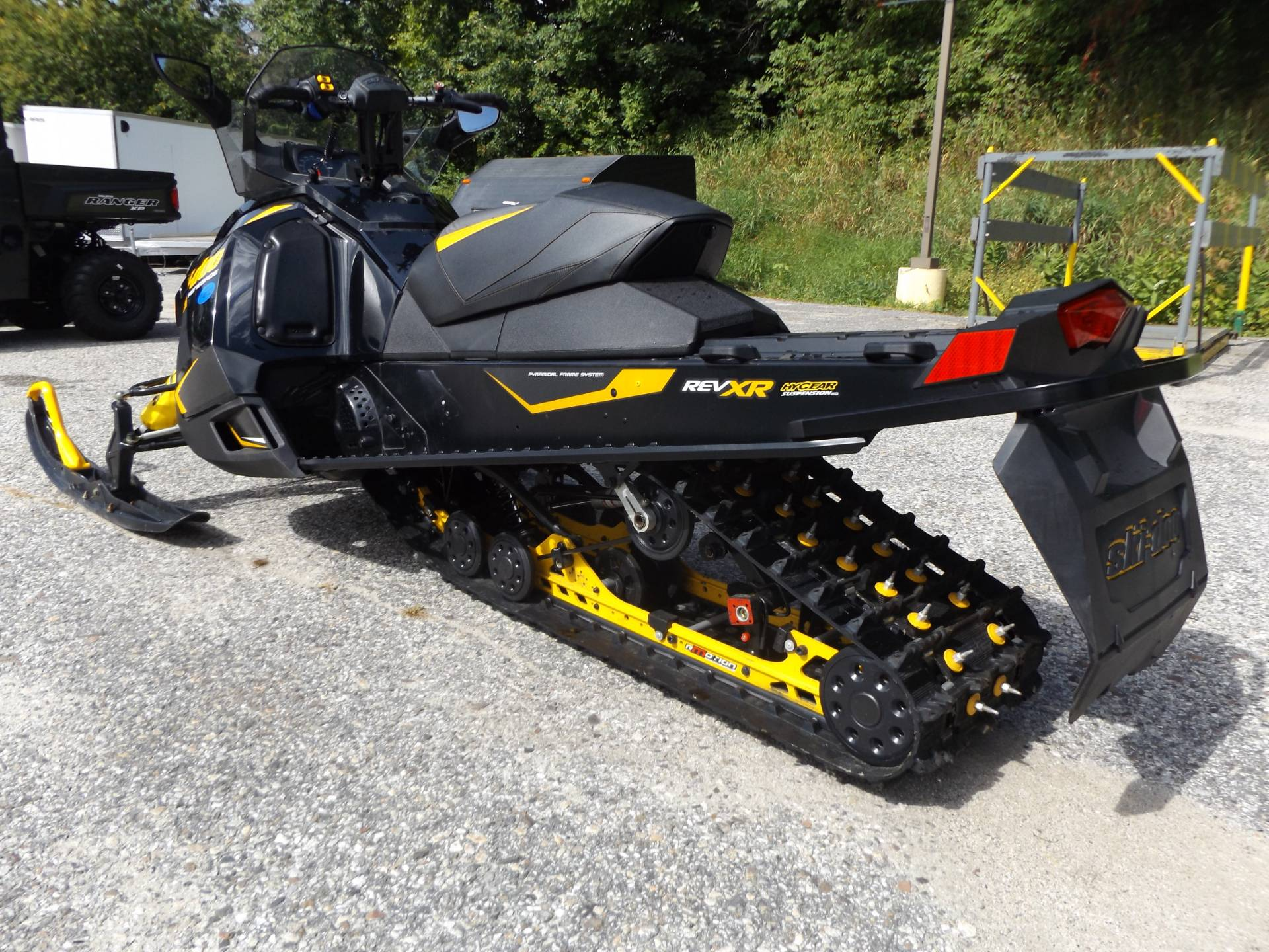2013 Ski-Doo Renegade® Adrenaline 4-TEC 1200 in Lewiston, Maine
