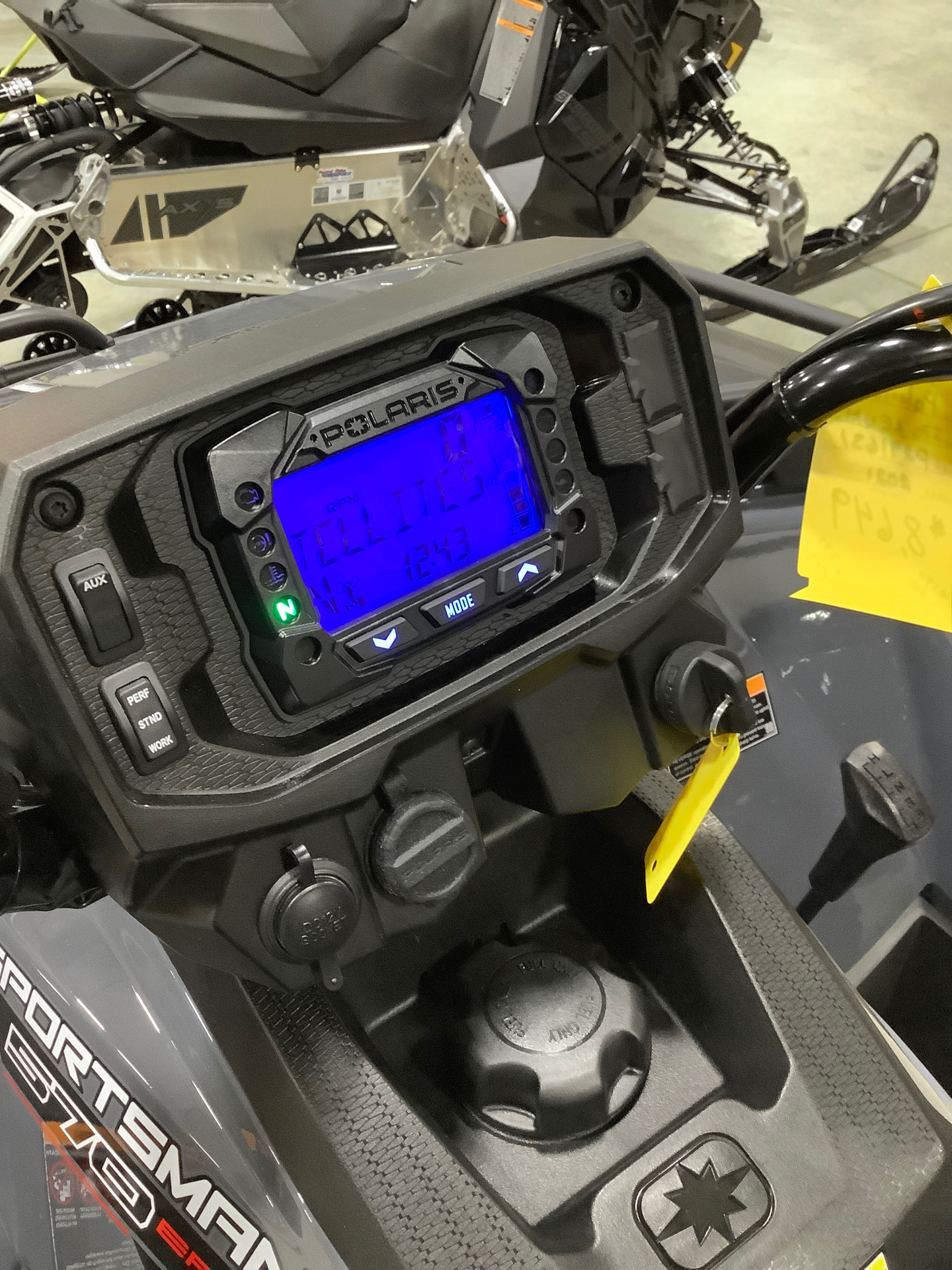 2021 Polaris Sportsman 570 Utility HD Limited Edition in Lewiston, Maine - Photo 6