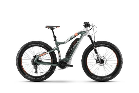 2018 Haibike XDuro Fatsix 8.0 in Lewiston, Maine - Photo 1