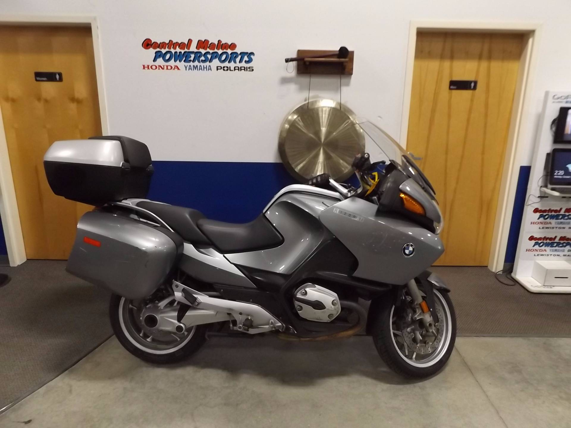2005 BMW R 1200 RT in Lewiston, Maine