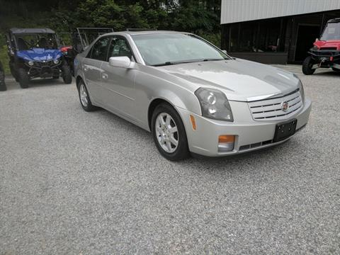 2007 Cadillac CTS in Lewiston, Maine