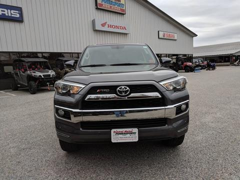 2014 Toyota 4 Runner Ltd in Lewiston, Maine