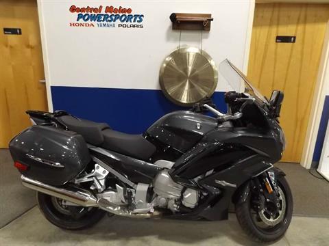 2015 Yamaha FJR1300ES in Lewiston, Maine