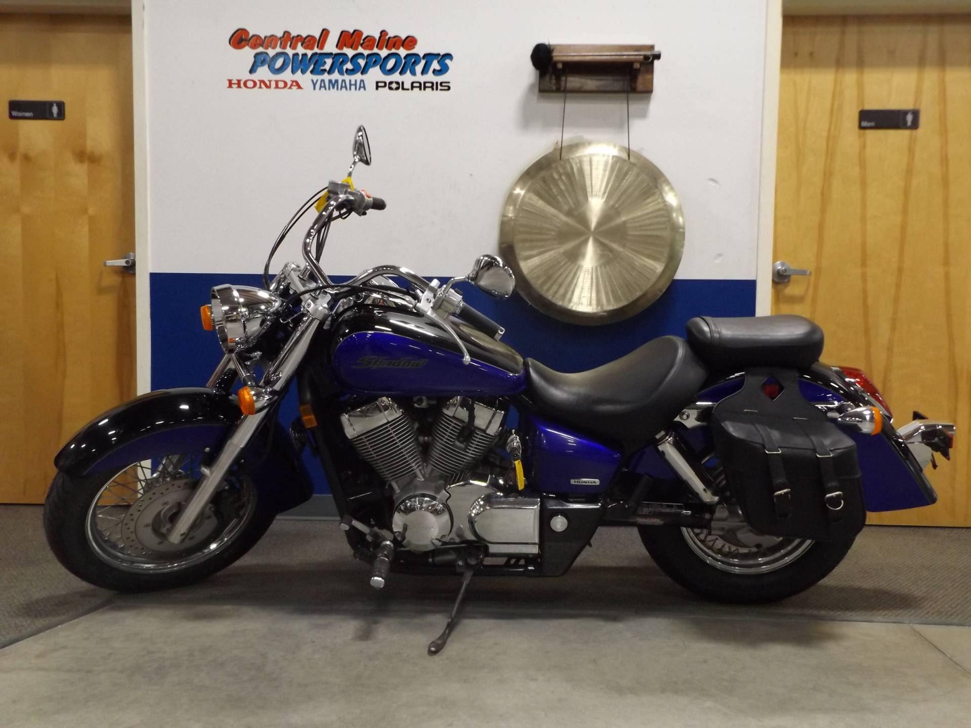 2004 Honda Shadow Aero in Lewiston, Maine