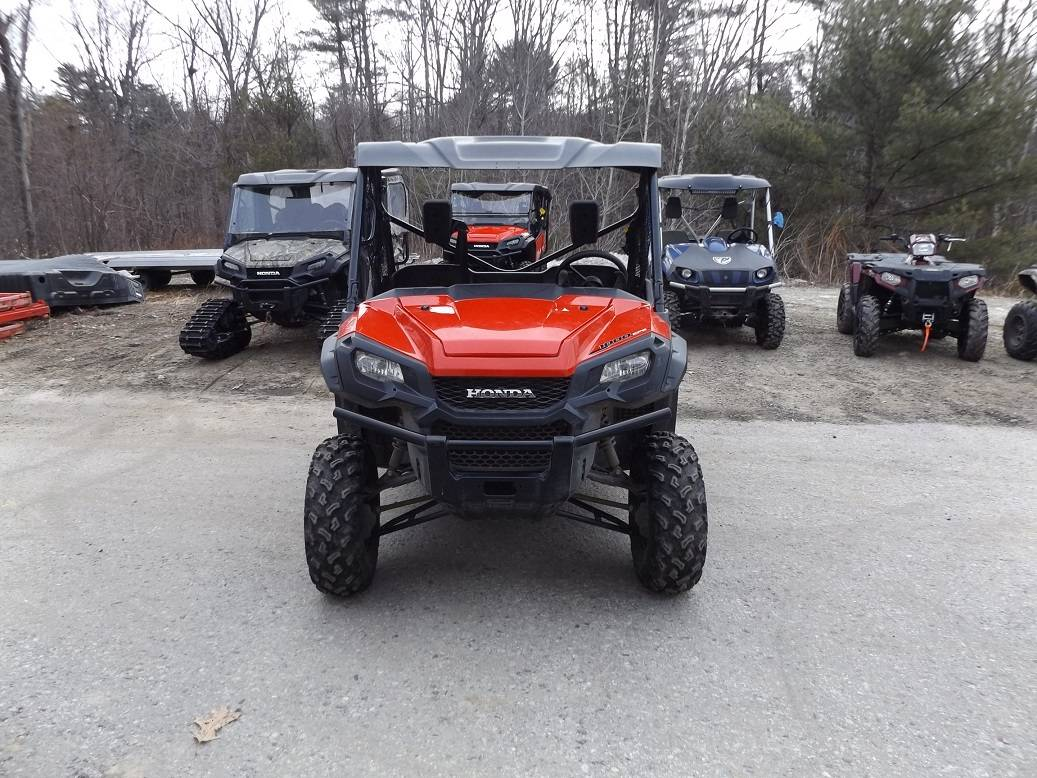 2019 Honda Pioneer 1000 EPS in Lewiston, Maine - Photo 2