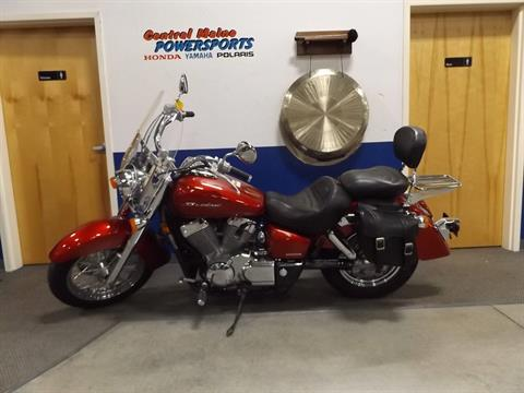 2015 Honda Shadow Aero® in Lewiston, Maine
