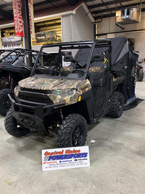 2021 Polaris Ranger XP 1000 Premium in Lewiston, Maine - Photo 1