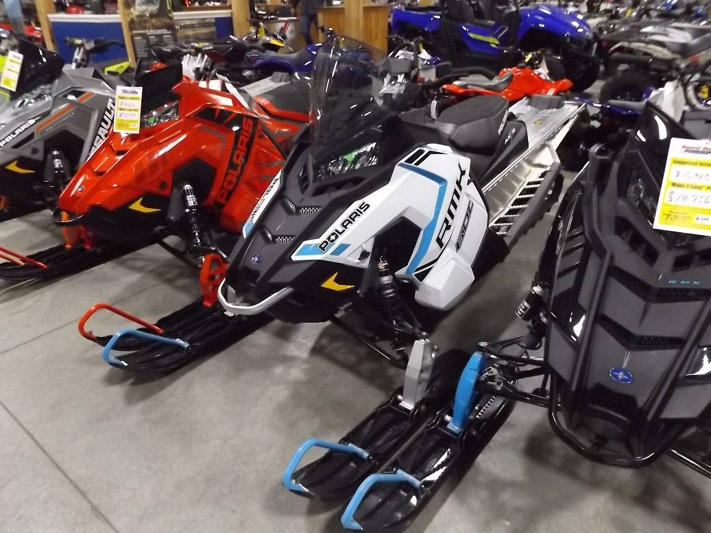 2020 Polaris 600 RMK 144 ES in Lewiston, Maine - Photo 1