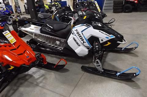 2020 Polaris 600 RMK 144 ES in Lewiston, Maine - Photo 2