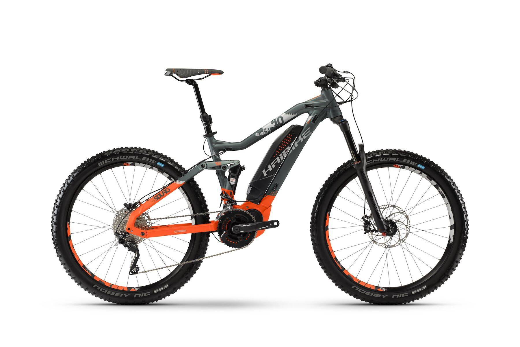 2018 Haibike SDuro Fullseven 8.0 in Lewiston, Maine - Photo 1