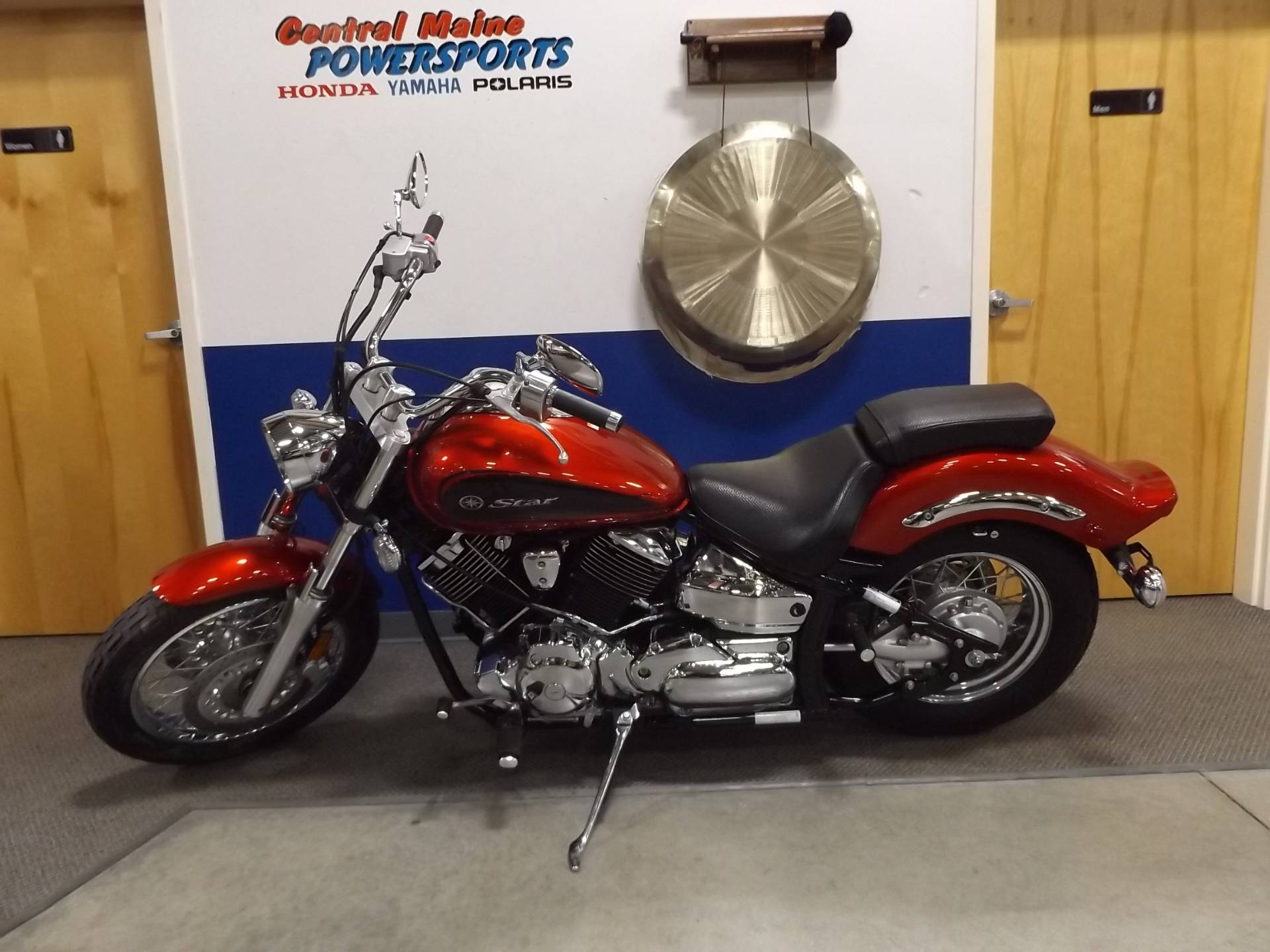Used 2009 Yamaha V Star 1100 Classic Motorcycles in Lewiston, ME