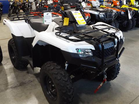 2016 Honda FourTrax Rancher 4X4 Automatic DCT IRS in Lewiston, Maine