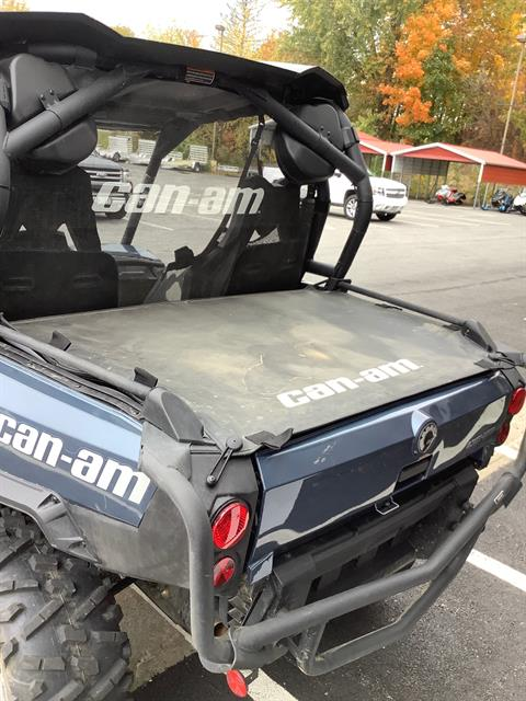 2017 Can-Am Commander Limited in Lewiston, Maine - Photo 7