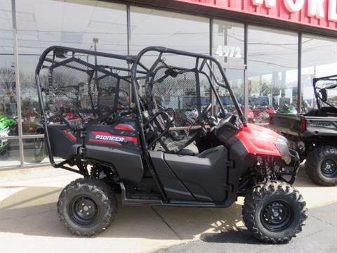 2017 Honda Pioneer 700 in Virginia Beach, Virginia