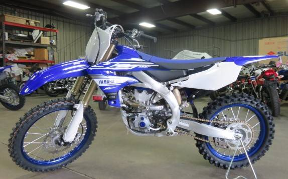 2019 Yamaha YZ450F in Virginia Beach, Virginia - Photo 1