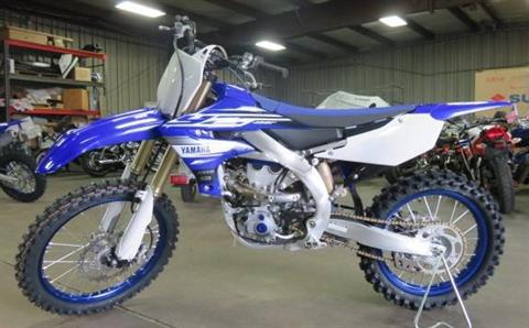 2019 Yamaha YZ450F in Virginia Beach, Virginia