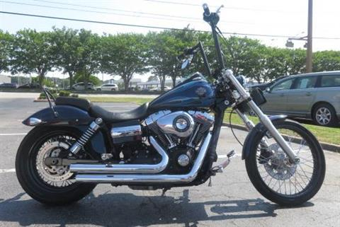2012 Harley-Davidson Wide Glide in Virginia Beach, Virginia