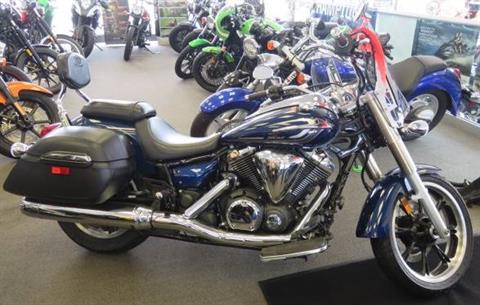 2015 Yamaha V Star 1300 Tourer in Virginia Beach, Virginia