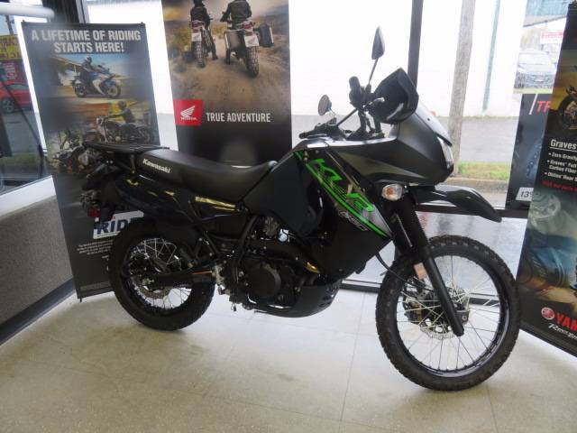 2017 Kawasaki KLR 650 in Virginia Beach, Virginia