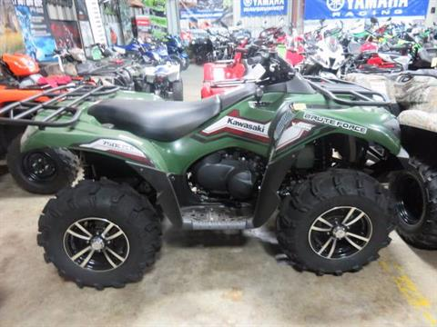 2015 Kawasaki Brute Force® 750 4x4i in Virginia Beach, Virginia