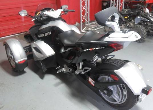 2008 Can-Am Spyder™ GS SE5 in Virginia Beach, Virginia