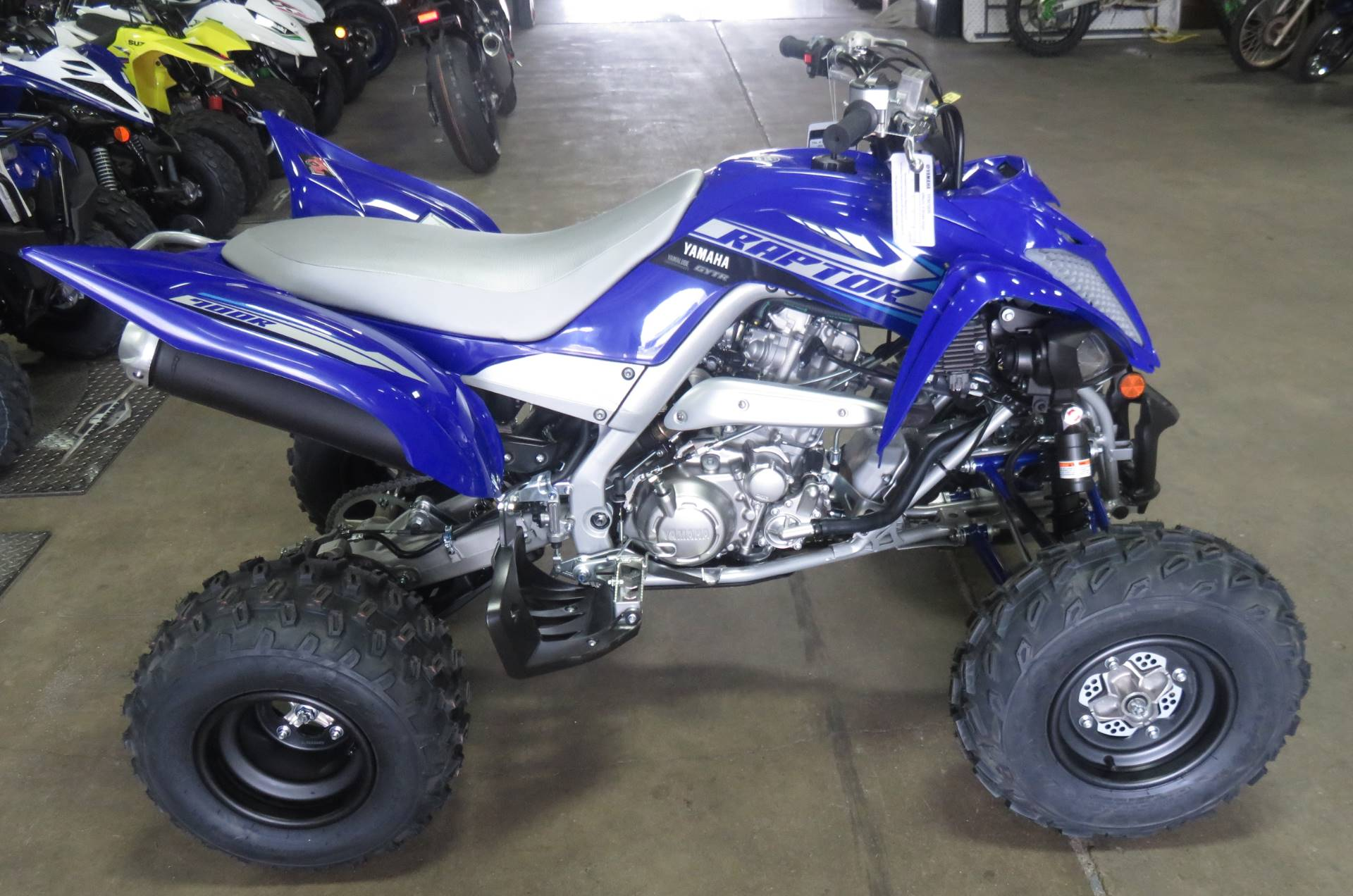 2020 Yamaha Raptor 700R 2