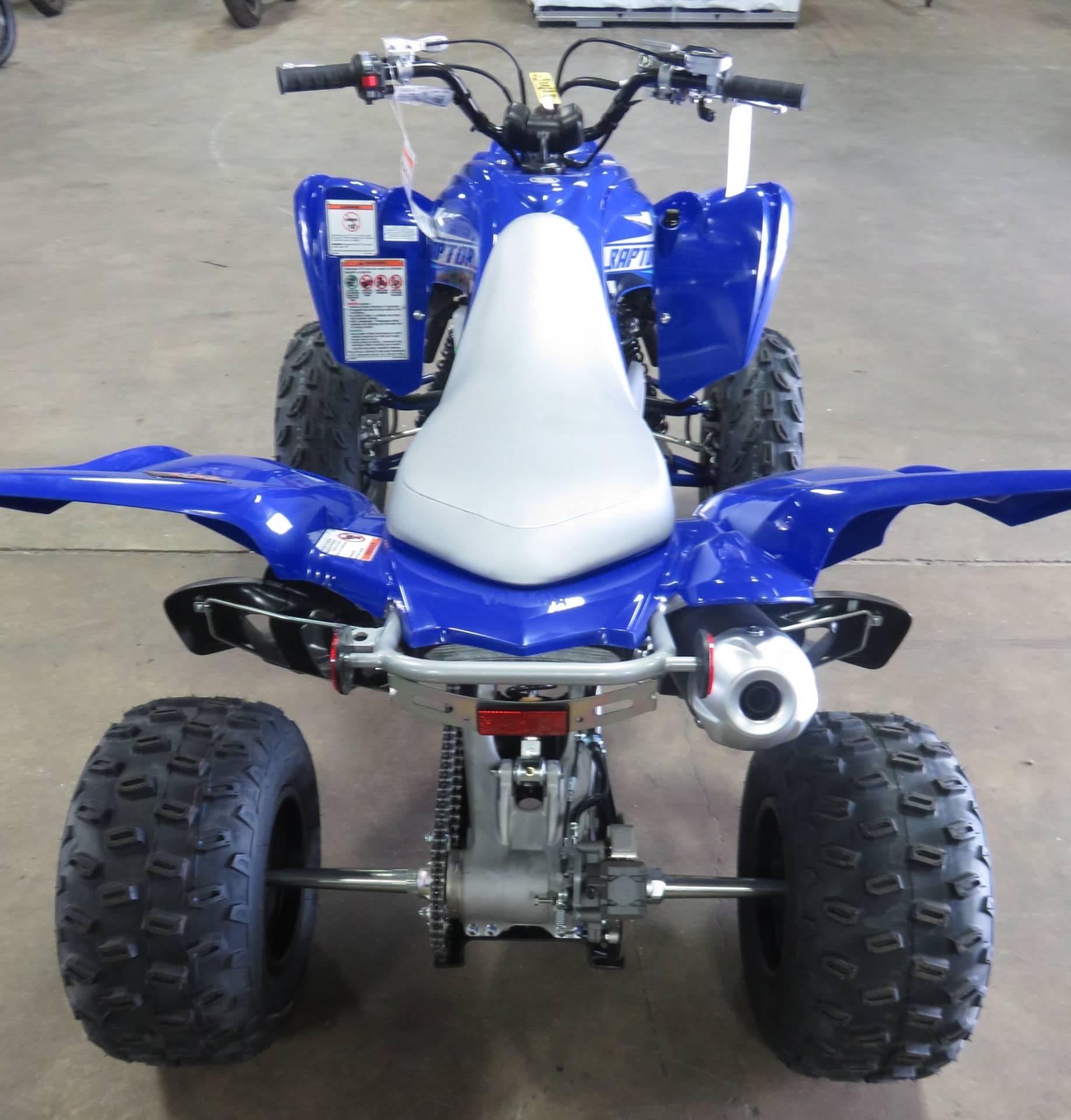 2020 Yamaha Raptor 700R 3