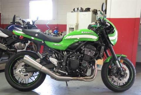2018 Kawasaki Z900rs in Virginia Beach, Virginia