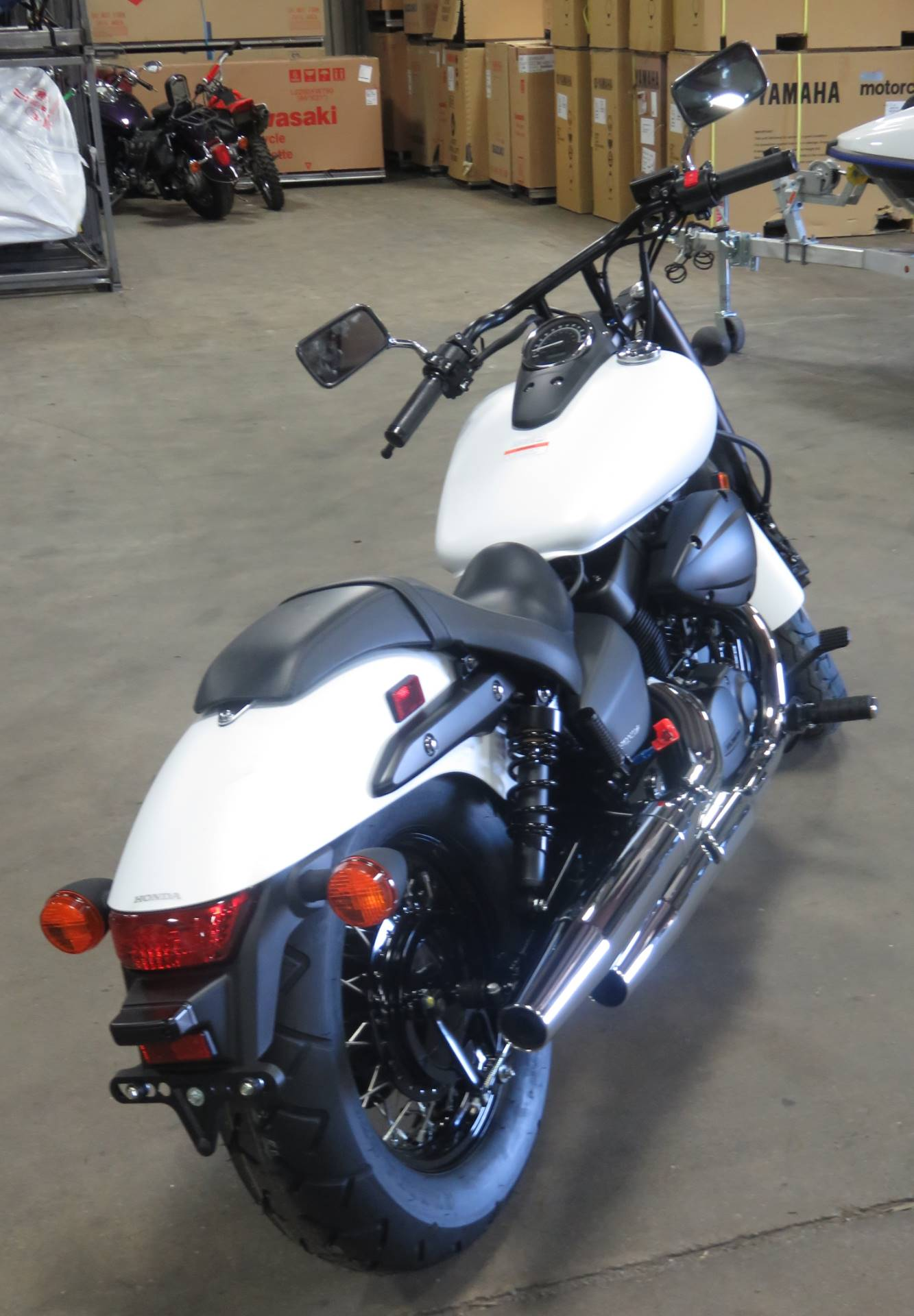 2019 Honda Shadow Phantom in Virginia Beach, Virginia - Photo 4