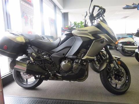 2016 Kawasaki Versys 1000 in Virginia Beach, Virginia