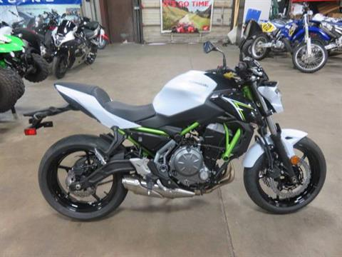 2017 Kawasaki Z 650 in Virginia Beach, Virginia