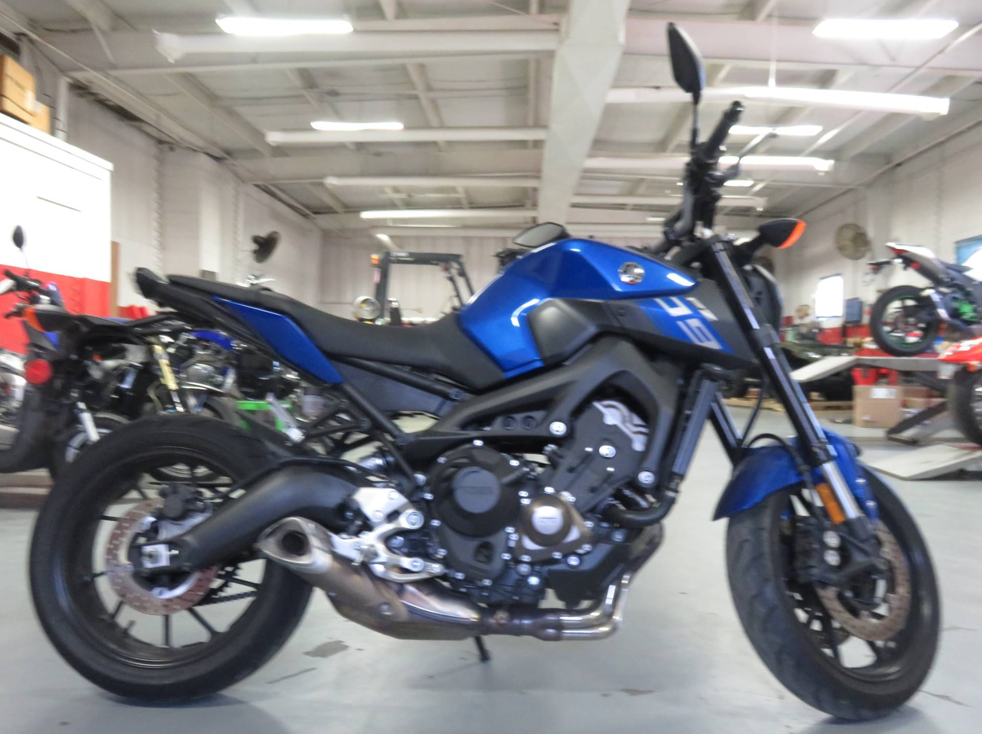 2016 Yamaha Fz 09 In Virginia Beach