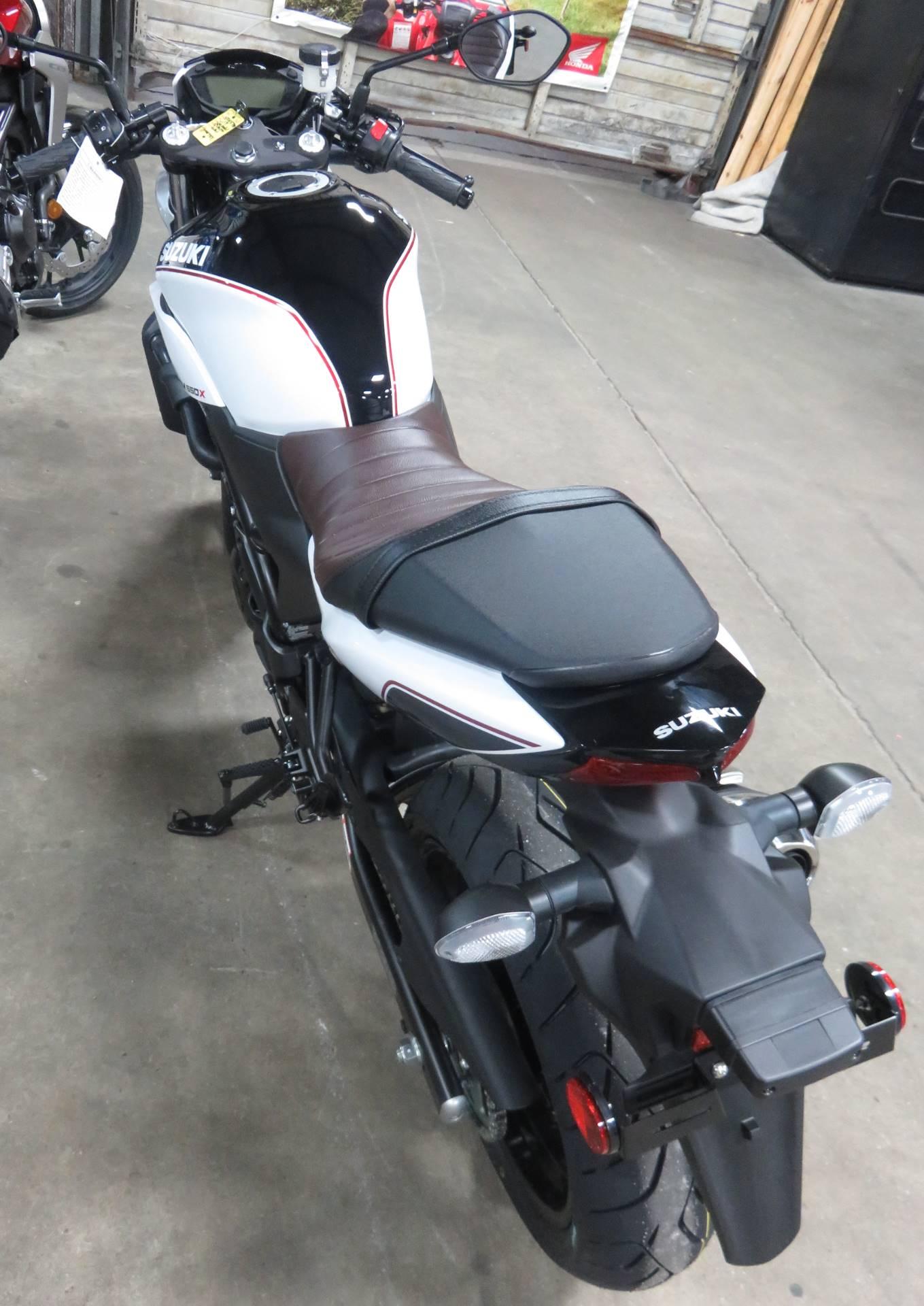 2019 Suzuki SV650X Motorcycles Virginia Beach Virginia