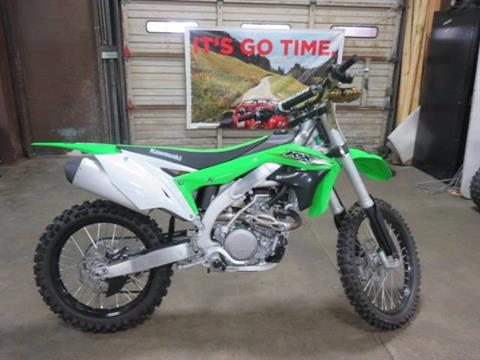 2016 Kawasaki KX 450 in Virginia Beach, Virginia