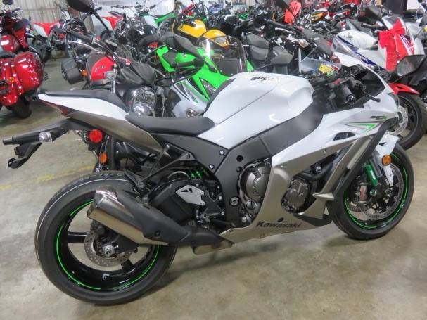 2017 Kawasaki Ninja 1000 in Virginia Beach, Virginia