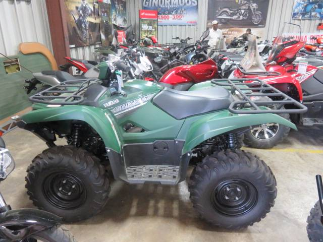 2016 Yamaha Grizzly 700 with power steering in Virginia Beach, Virginia