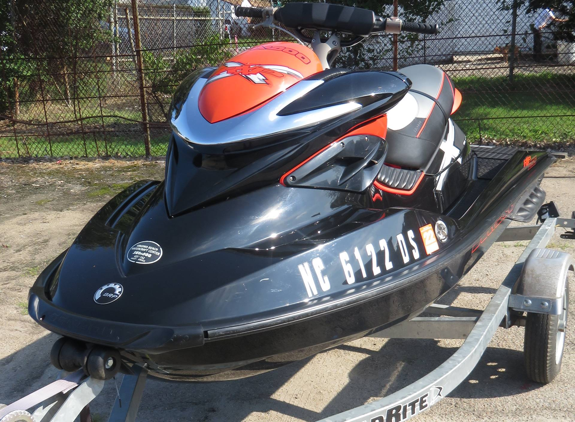 2011 Sea-Doo RXP®-X™ 255 in Virginia Beach, Virginia - Photo 1
