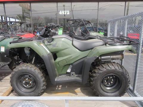 2016 Honda Rancher ES 420 in Virginia Beach, Virginia