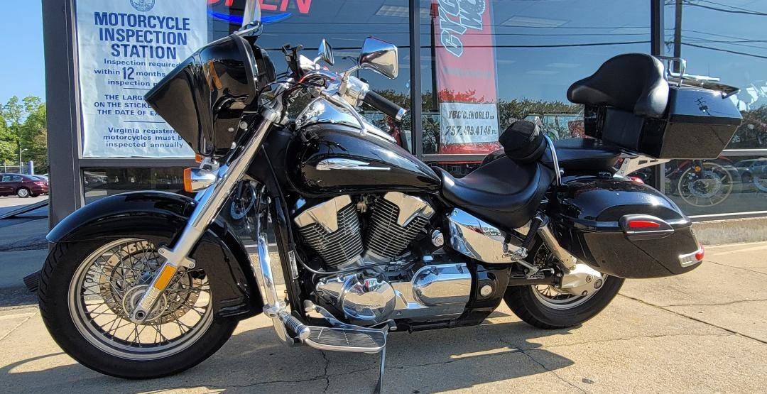 2007 Honda VTX™1300S in Virginia Beach, Virginia - Photo 1