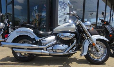 2007 Suzuki Boulevard C50 in Virginia Beach, Virginia