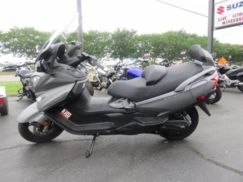 2014 Suzuki Burgman™ 650 ABS in Virginia Beach, Virginia