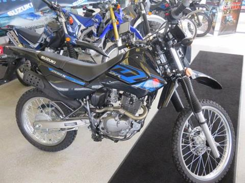 2017 Suzuki DR 200 S in Virginia Beach, Virginia
