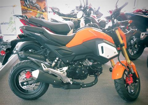 2019 Honda Grom 125 in Virginia Beach, Virginia