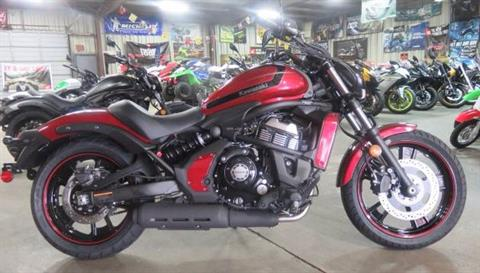 2017 Kawasaki Vulcan S 650 with ABS in Virginia Beach, Virginia