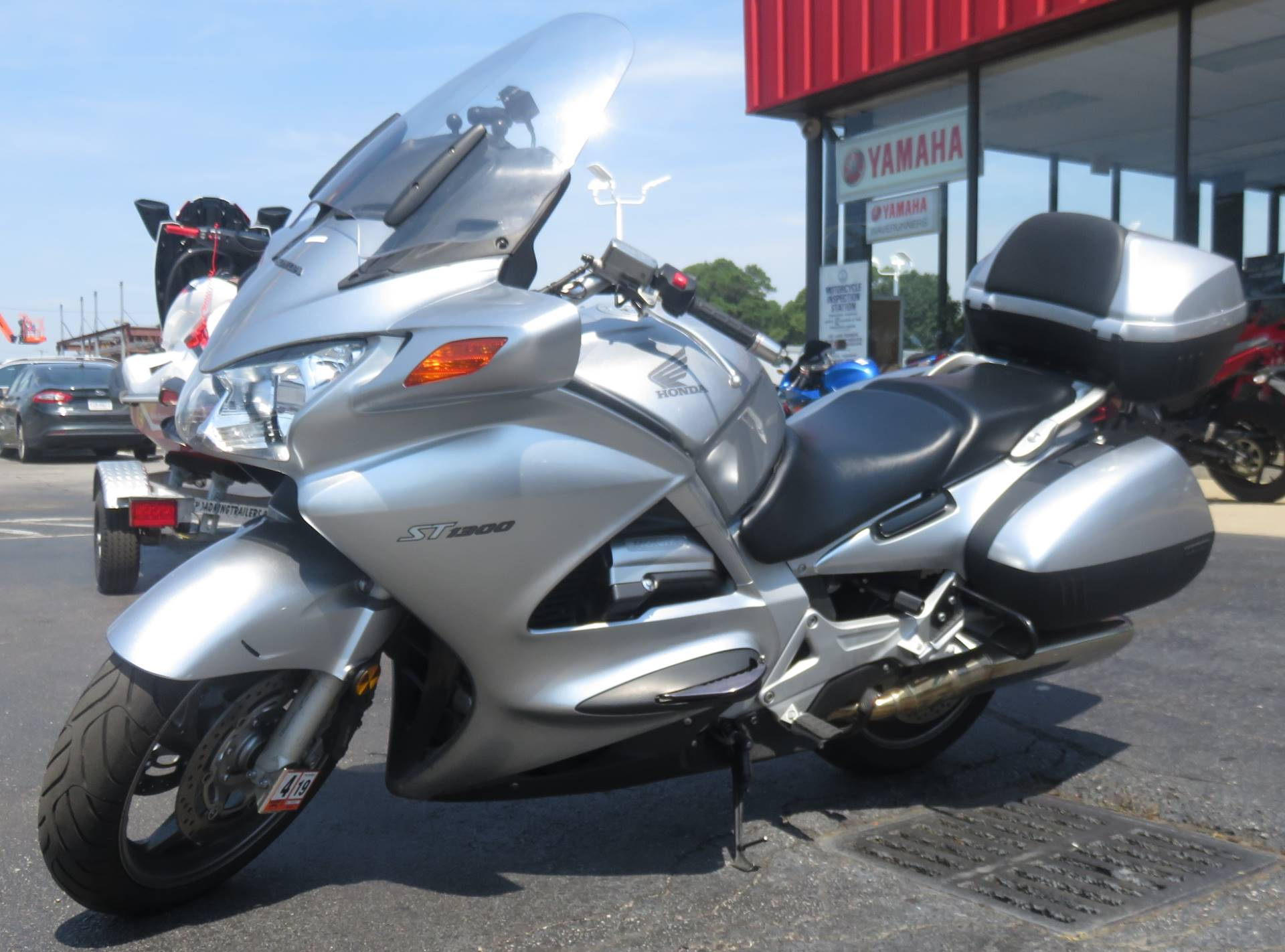 2007 Honda ST™1300 ABS in Virginia Beach, Virginia - Photo 1