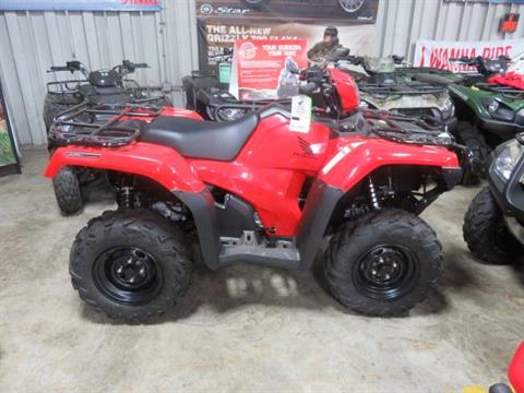 2016 Honda Foreman Rubicon 500 4x4 in Virginia Beach, Virginia
