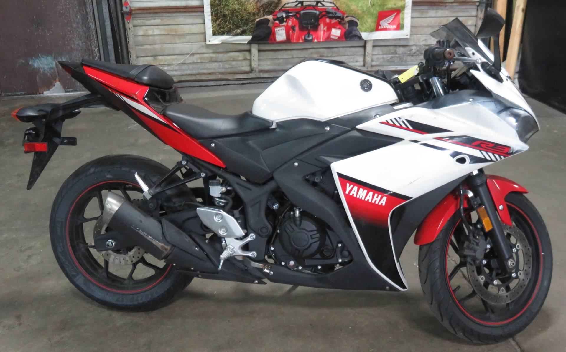 2016 Yamaha YZF-R3 for sale 86863