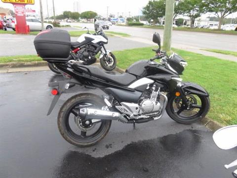 2013 Suzuki GW250 in Virginia Beach, Virginia