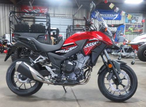 2017 Honda CB500X in Virginia Beach, Virginia