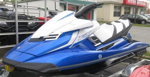 2018 Yamaha FX Cruiser SVHO in Virginia Beach, Virginia